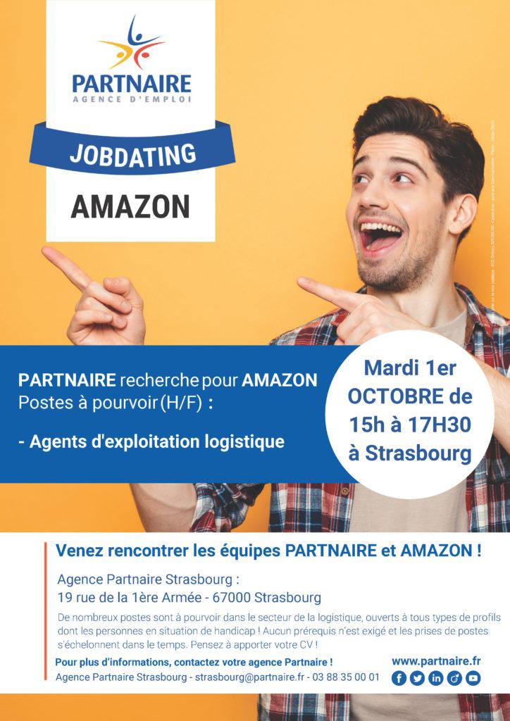 Partnaire Job Dating Amazon