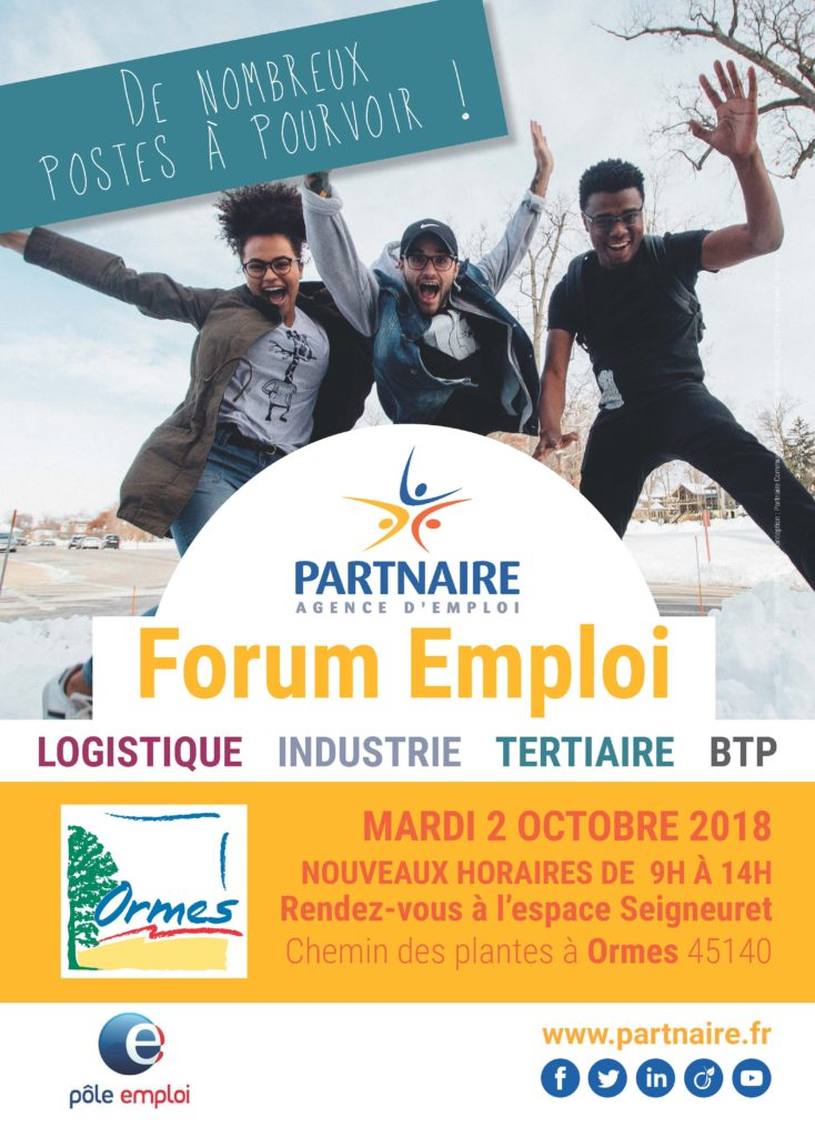 Forum Ormes Octobre 2018