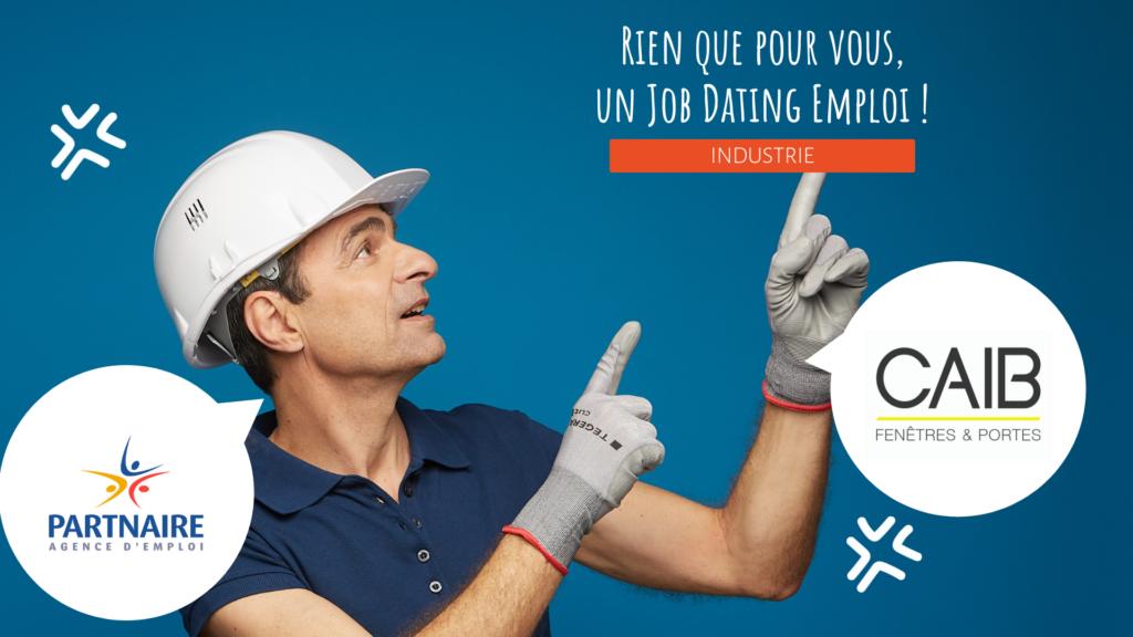 job dating emploi