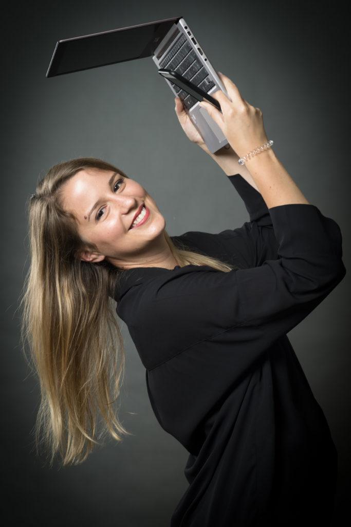 Responsable Webmarketing Groupe Partnaire - Chloé Broutet