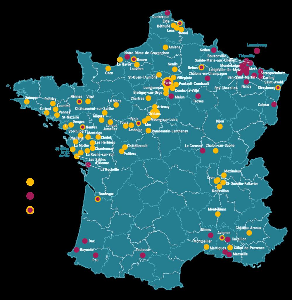 agences Partnaire + Inter-Conseil