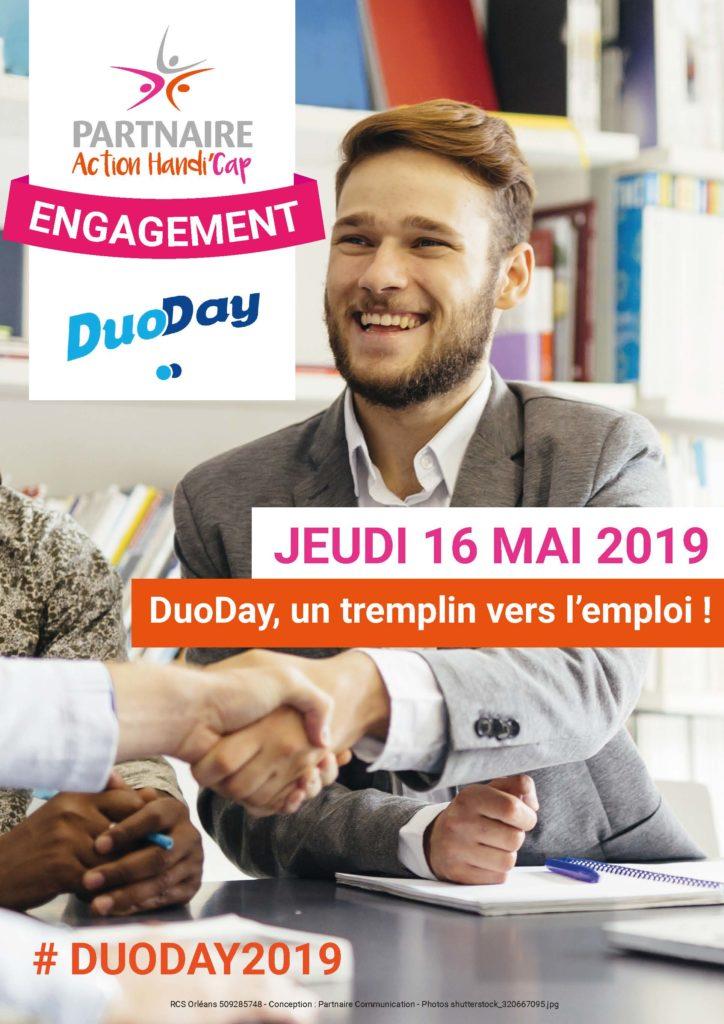 Partnaire DuoDay 2019