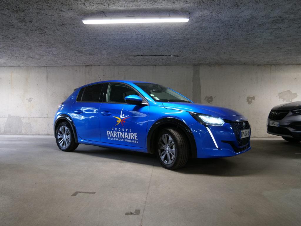 voitures électriques groupe Partnaire