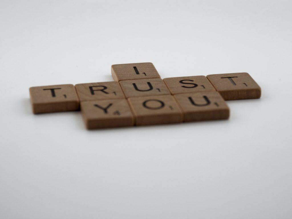 piloter la confiance à distance