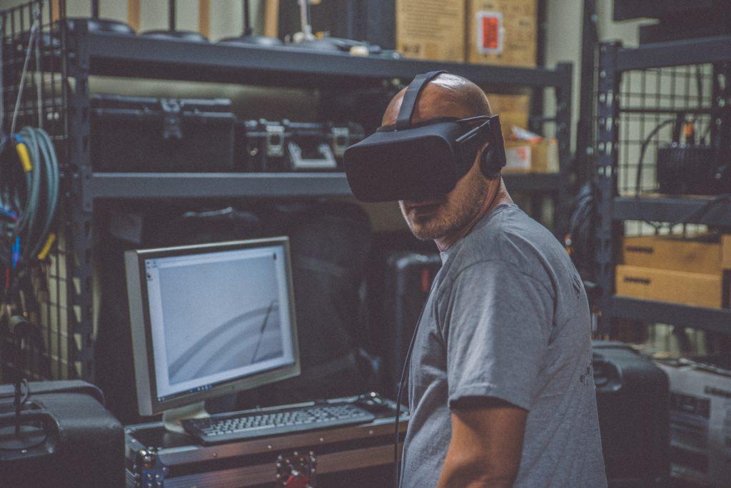 La formation à l'aide de la réalité virtuelle
