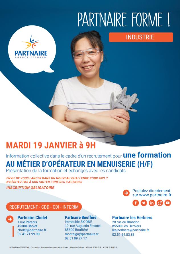 information collective janvier 2021