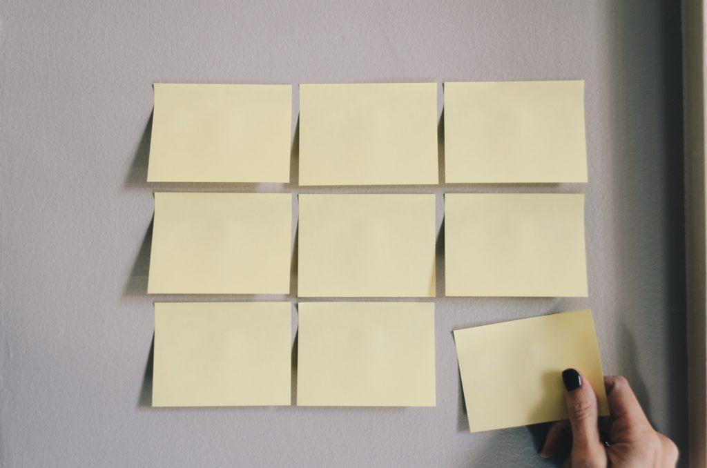 tableau gestion de projet