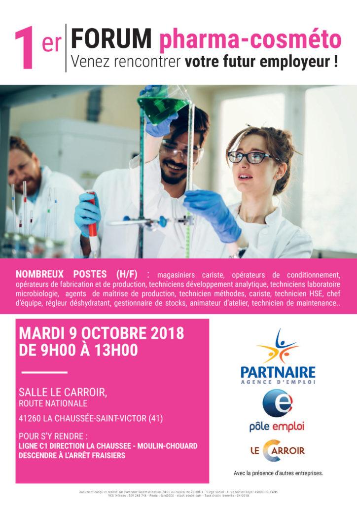 Forum Pharma Cosméto Blois